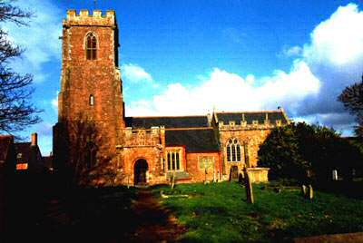 St Mary's Church Stogumber